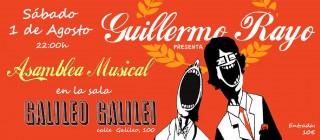 Asamblea Musical Galileo Galilei Sábado 1 de Agosto